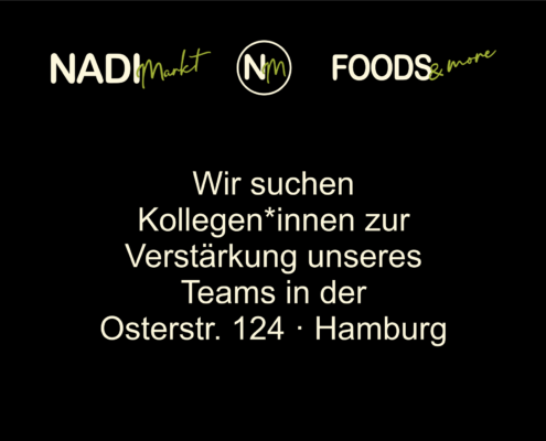 Nadimarkt in Hamburg